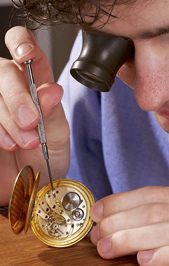 jewelry watch repair in st louis park mn