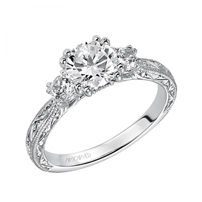 diamond engagement ring st louis park mn