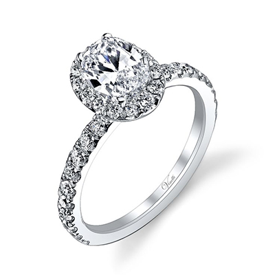 custom engagement rings set st louis park mn
