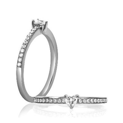 heart diamond ring golden valley mn