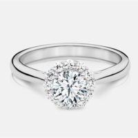 custom bridal rings st louis park mn