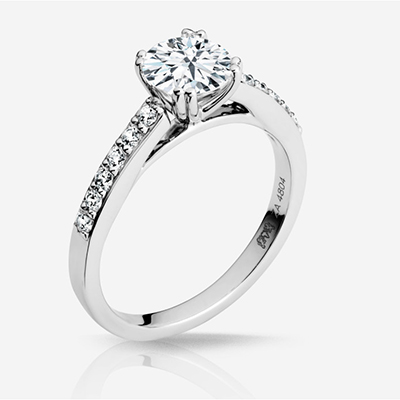 engagement ring designer st louis park mn