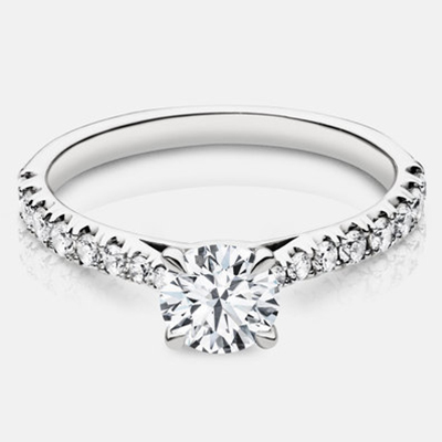 custom diamond engagement rings st louis park mn