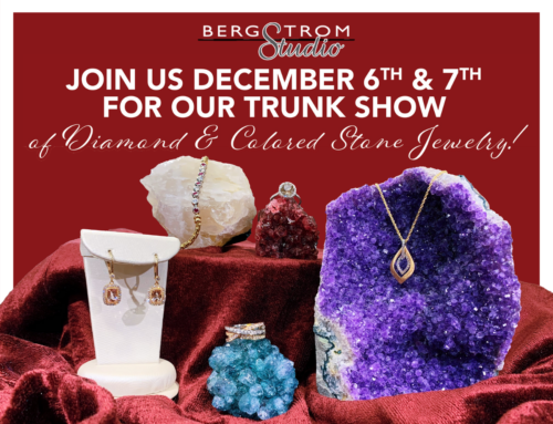Diamond & Colored Stone Jewelry Trunk Show–Dec 6 & 7