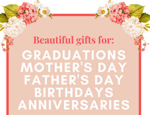 Gifts for Grads, Moms, Dads (& More!)