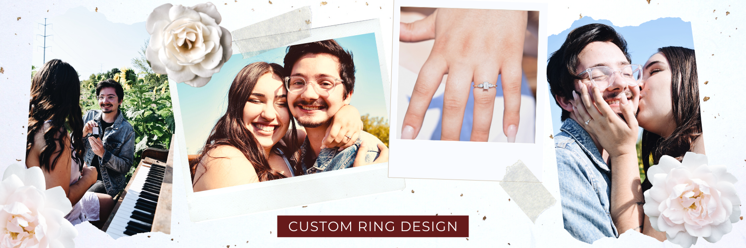 custom engagement ring design minneapolis